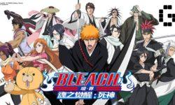 Bleach Mobile — MMORPG по популярному аниме сериалу